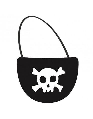 4 cache-oeils Pirate