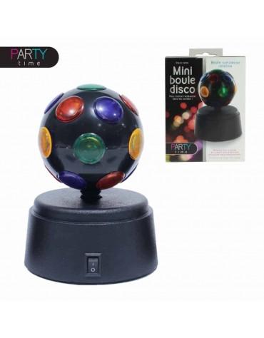 Boule Lumineuse Disco