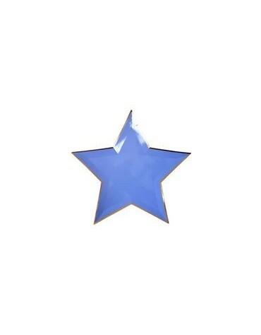 8 Assiettes étoiles