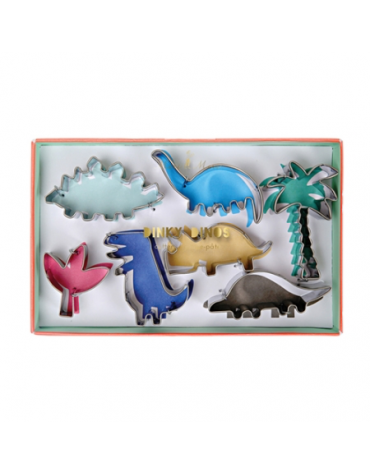 Emporte-pièces Dinosaures Meri Meri