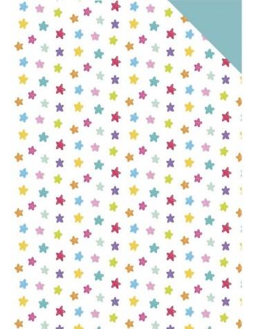 1 planche carton décoré Aléatoire