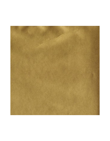 1 feuiile carrée texturée dorée