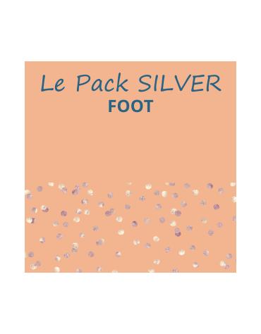 1 pack foot Indoor Gold