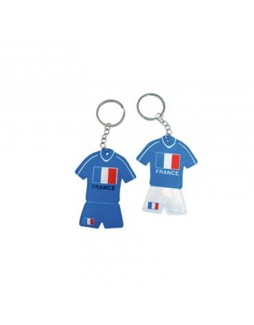 1 Porte clé tenue de foot