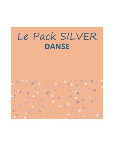 Le Pack danse SILVER