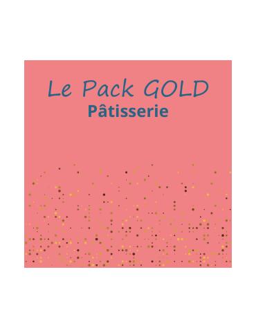 Le pack pâtisserie Gold
