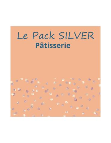 Le Pack pâtisserie silver