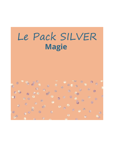 Le Pack magie silver
