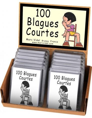 100 Blagues Courtes Marc vidal