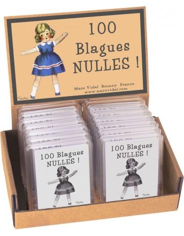 100 Blagues Nulles Marc Vidal
