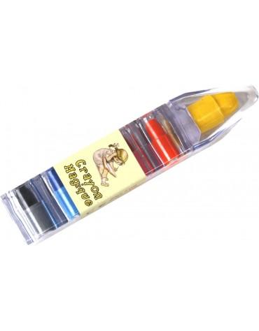 Crayon magique Marc vidal