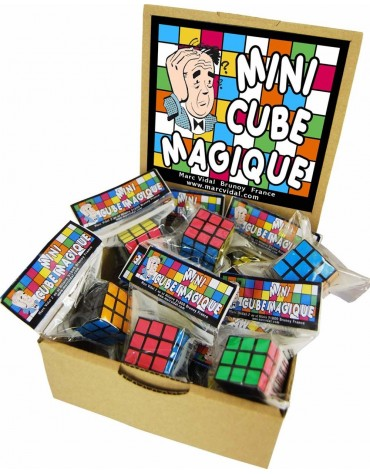 Mini Cube magique Marc vidal