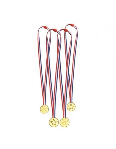 5 Médailles  Orcadeau invités