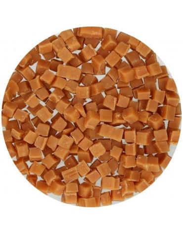 Mini Pastilles caramel décoration gâteau