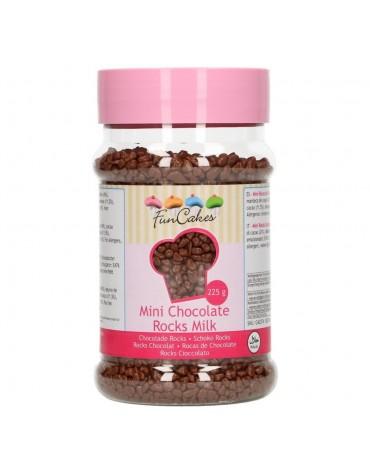 Mini Rochers chocolat lait décoration gâteau