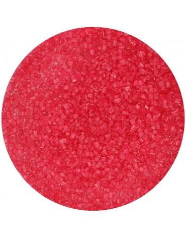 1 Pot de Sucre coloré rouge décoration gâteau