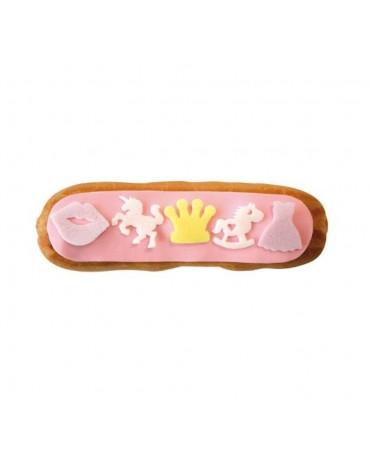 1 Pot Mini décors Azyme Princesse