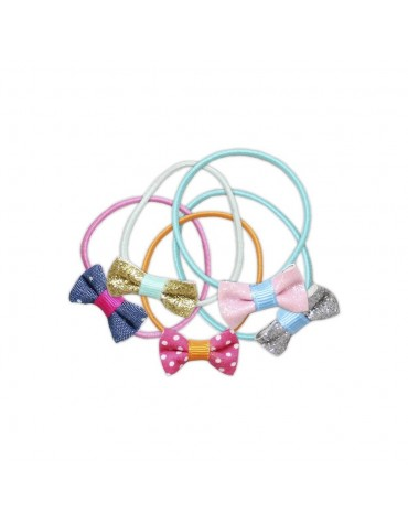 5 Elastiques à noeud