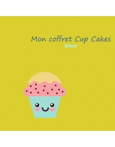 Mon coffret anniversaire Cupcakes