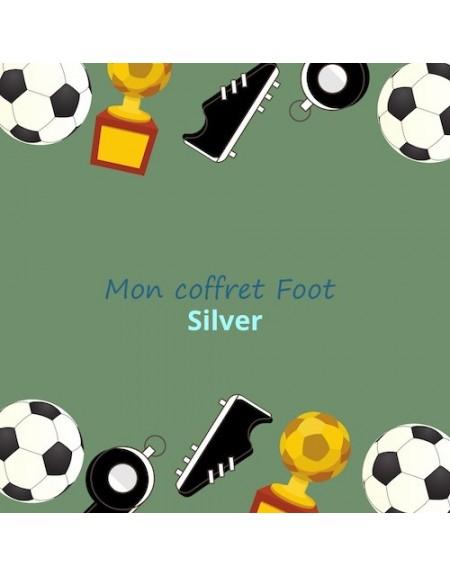 coffret anniversaire silver foot