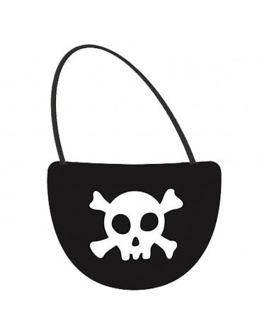 4 cache-oeil Pirate
