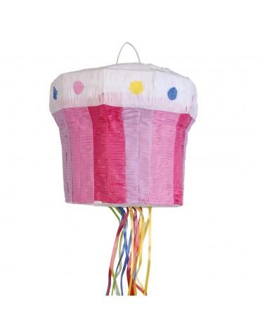 Pinata Cup Cake anniversaire enfant