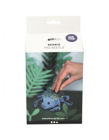 Kit de modelage Beanie le scarabée anniversaire enfants