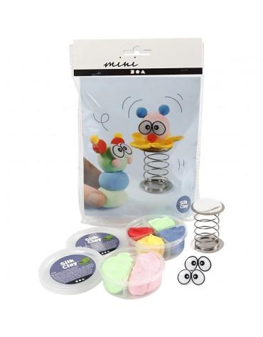 1 mini Kit de modelage clown