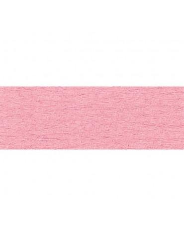 1 Rouleau papier crépon rose loisirs anniversaire enfants