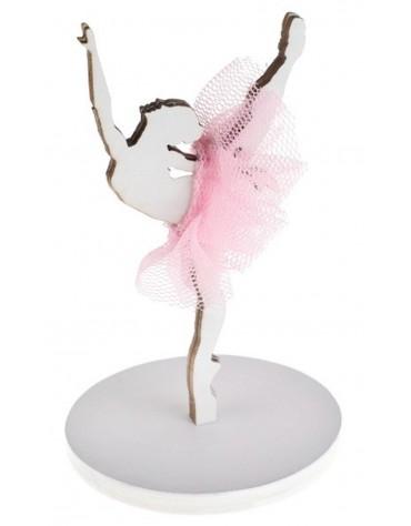 Centre de table Ballerine anniversaire thème danse