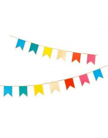 Guirlande Arc-en-Ciel Talking Tables décoration fête anniversaire