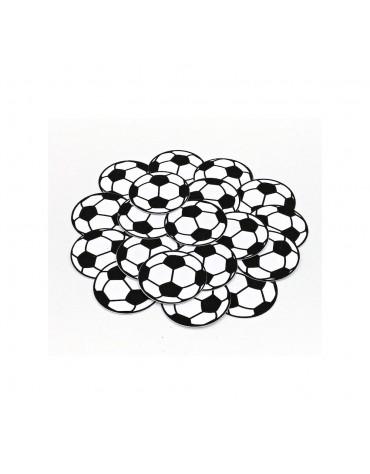 Sachet de confettis Ballons thème foot