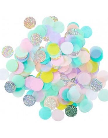 Confettis Pastel Meri Meri décoration table de fête