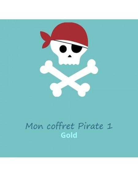 Mon coffret Pirates 1 GOLD