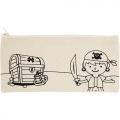 Trousse pirates à colorier loisirs créatifs anniversaire