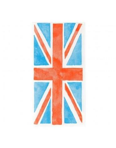 20  serviettes British Talking Tables décoration table de fête