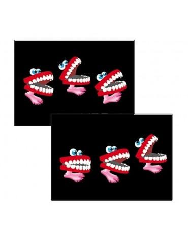 1 postale Carte Dentier Cartesdart
