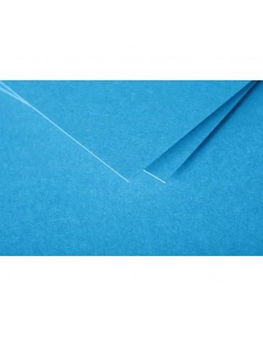 1 enveloppe turquoise 114*162