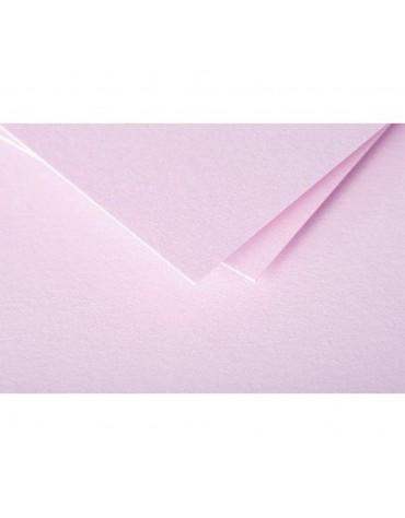 1 enveloppe rose dragée 114*162