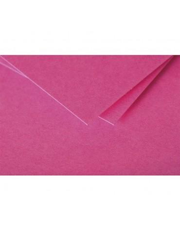 1 enveloppe fuschia 114*162