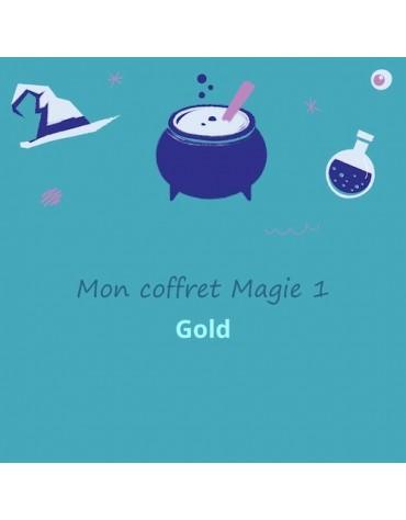coffret anniversaire enfants magie 1 gold