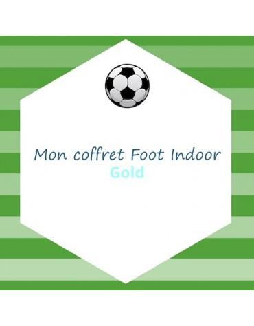 coffret anniversaire thème foot indoor