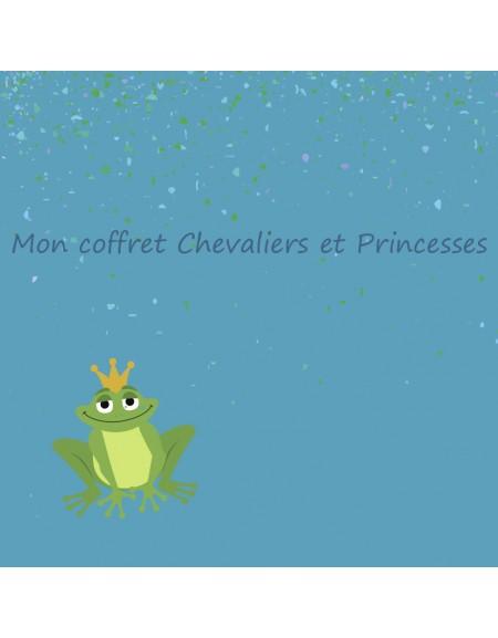 Mon coffret Chevaliers et Princesses