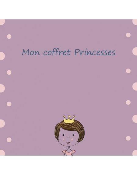 mon coffret princesses silver