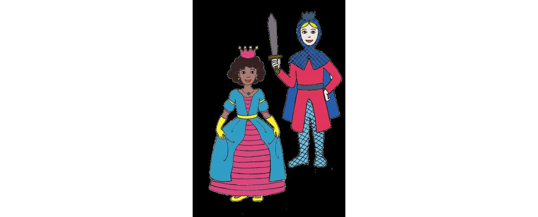 Mes anniversaires Chevaliers et Princesses