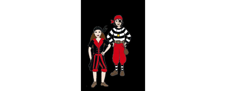 Mes anniversaires Pirates